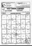 Map Image 003, Nobles County 1993